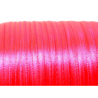 pinkes Satinband 3 mm 10 m