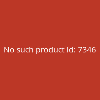 dicker Karabinerring in antik bronzefarben 26 mm